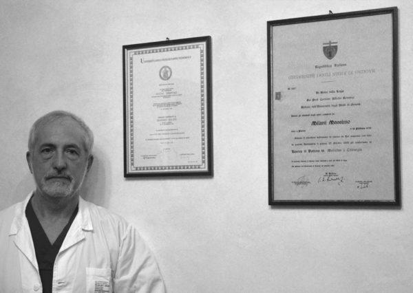 Foto dr. M. Milani Cardiologo